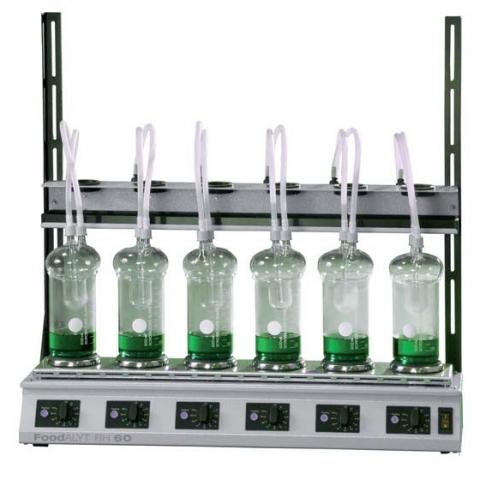水解/粗纖維分析儀 1