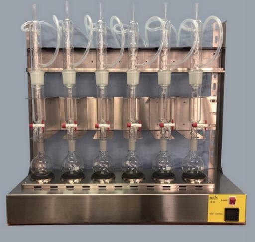 索氏油脂萃取裝置 1